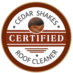 Cedar Roof Cleaning Roof Cleaning Fairfield County